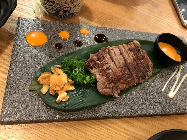 Beef Steak Slices