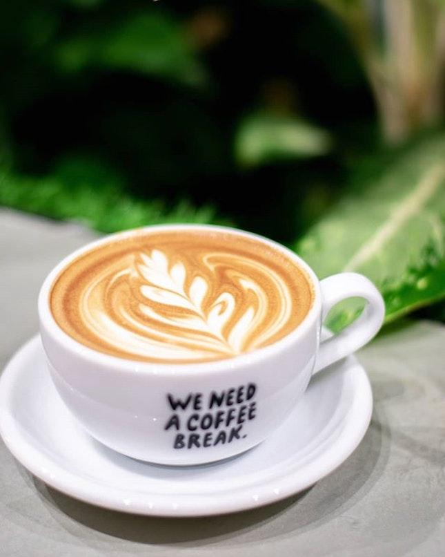 Never knew using Hokkaido BIEI Jersey milk in coffee would taste so good !