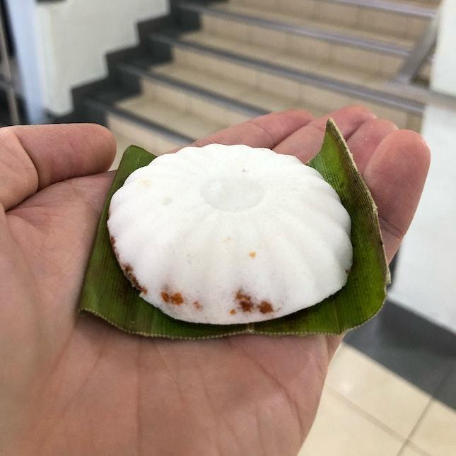 Peanut Tutu Kueh (3 For $2)