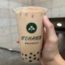 Milk Tea With Pearls ($2.60)