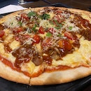 BBQ Pulled Pork Pizza