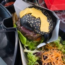 Dark Night Burger ($28)