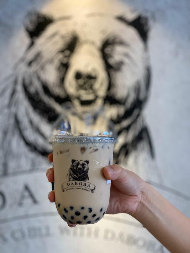 Pearl Milk Tea ($2.60)