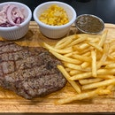 Ribeye Steak 200g ($19.90)