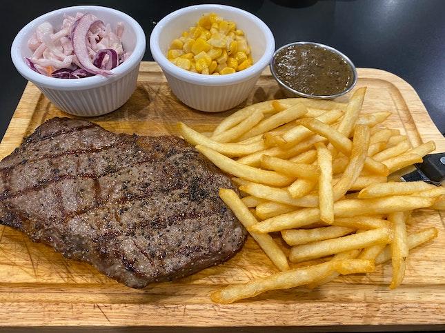 Ribeye Steak 200g ($19.90)