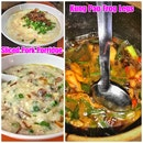 He Ji Porridge 和记粥 (Maxwell Food Centre)