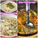 Review on 1) Plain Porridge, 2) Sliced Pork Porridge, & 3) Claypot Kung Pao Frog Legs