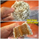 Review on Kueh Kosui ($0.60 each; min order of 2)