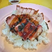 Review on Fatty Cheong's Roast Pork & Char Siew Rice ($5)