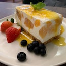 Peach And Passionfruit Ice Cream cheesecake, $10.80+