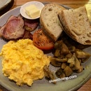 English Breakfast, $22.50++
