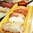 🍣: #infinite #sushi possibilities!