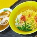 Big Prawn Noodle