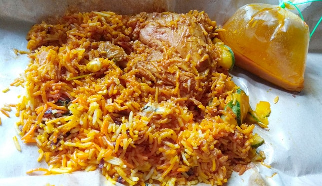 This Is How Briyani Should Be