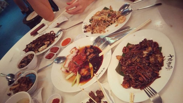Malaysian Food Court