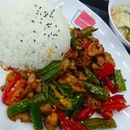 Pork With Sichuan Sauce