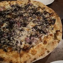 Black Truffle Bacon Pizza