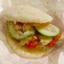 Chicken Rice Burger