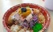 Uni & Caviar Sashimi Yusheng