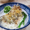 Sichuan Spicy Homemade Wanton Dry Noodle