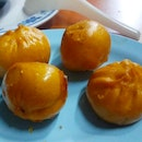 Deep-Fried Char Siew Pau