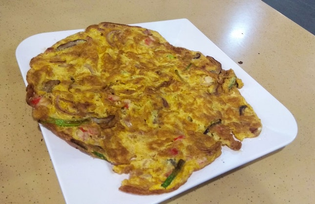 Fuyong Egg