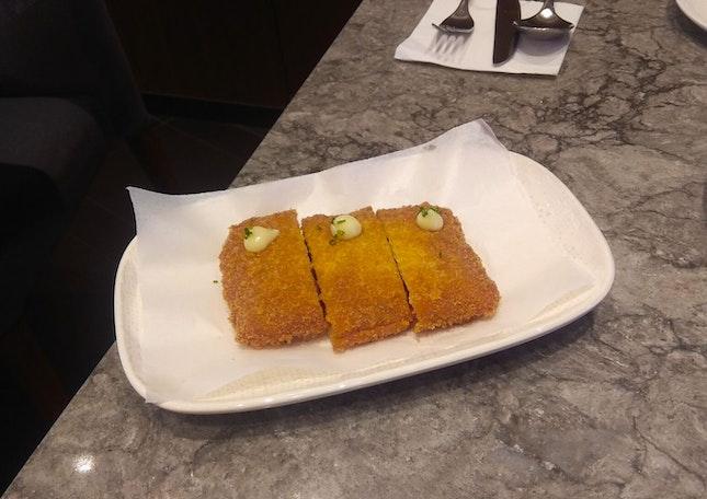 Mozzarella Katsu