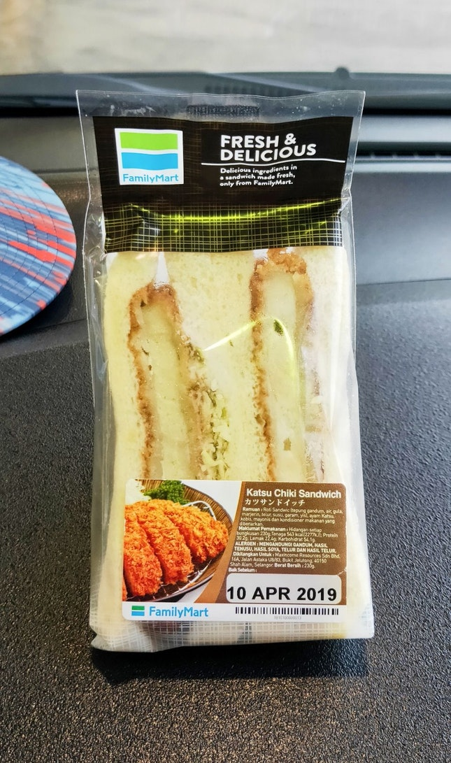 Katsu Chiki Sandwich