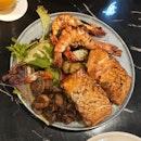 Seagrill Platter