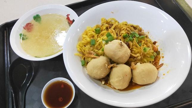 Signature Meatball Noodle