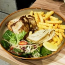 Signature Mediterranean Quarter Chicken