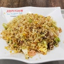 Putien Cabbage Fried Rice
