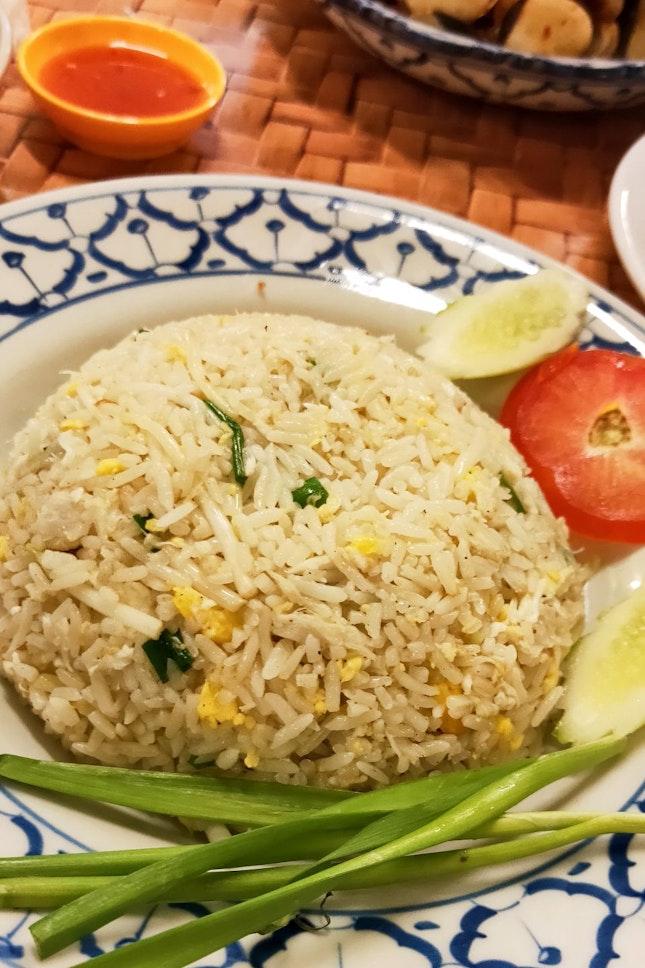 Crabmeat Khao Pad