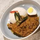 Chicken Rendang Rice Bowl