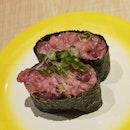 Negitoro Gunkan Sushi