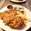Truffle Chicken Chop