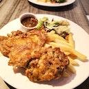 Truffle Chicken Chop