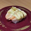 Shrimp With Basil Cheese