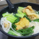Fried Fish Beehoon
