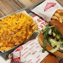 Fatburger Single & Chili Cheese Fries