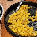 Grilled Butter Corn