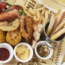 Party In New York Platter