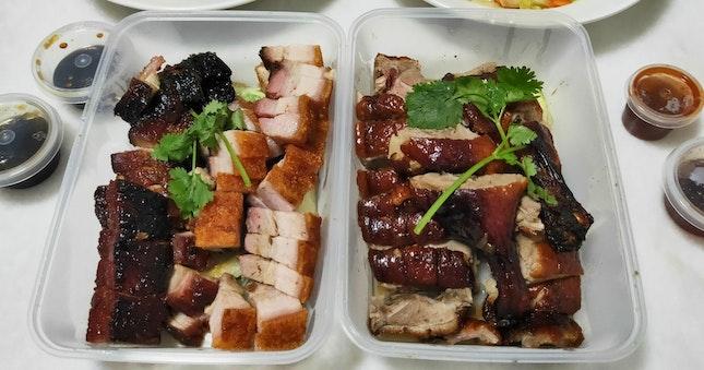 Char Siew, Roast Meat, Roast Duck