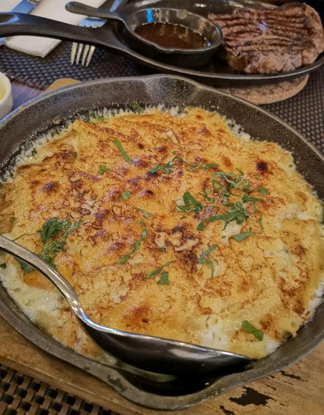 Bedrock Mac & Cheese