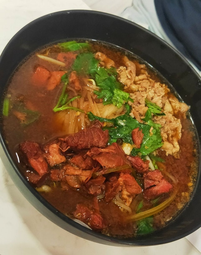 Beef Boat Noodles