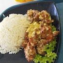 Oozy Chicken Rice