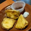 Eggplant Tempura