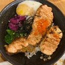 BP5 Salmon Mentaiko Don