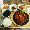 Korea Chilli Sauce Chicken