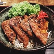 Vegetarian Unagi Don